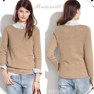 Madewell Gamine Merino Wool sweater #3605